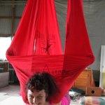 Yoga meets Cirque du Soleil