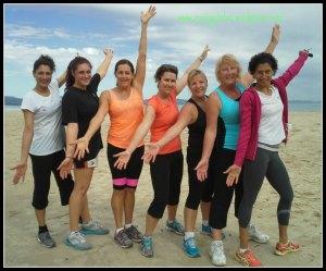 My group of Getaway Girls