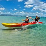 Sea Kayaking adventures