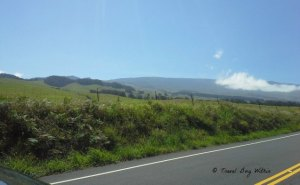 Road tripping - in the clouds at Haleakala National Park