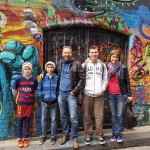 Melbourne in 30 hours with three kids & one ex-husband