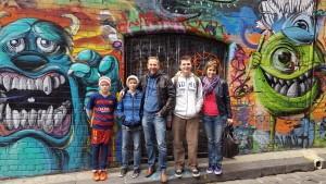 Hosier Lane, Graffiti