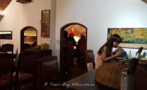 My dining room - Cuc Gach Quan