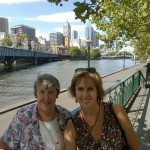 Melbourne and the grey haired crew
