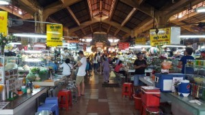 Ben Thanh Markets © Travel Bug Within