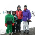 Perisher – our first snow experience