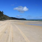 Another side to Moreton Island