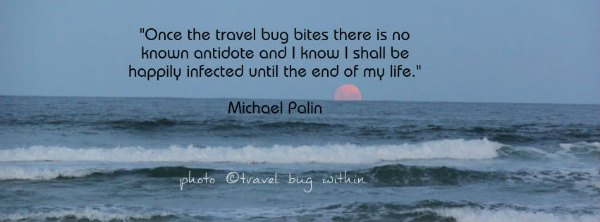 Michael Palin sums it up!