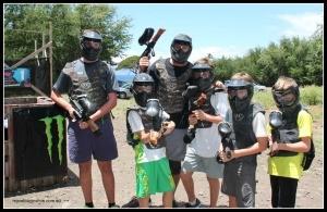 Paintball Crew, Maui
