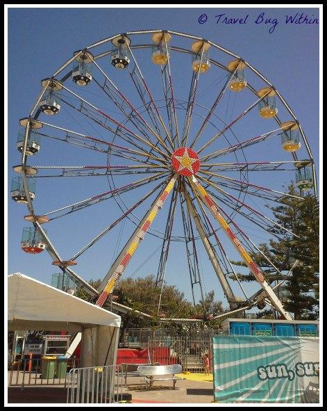 Kings Beach Ferris Wheel