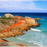 The spectacular Bay of Fires, Tasmania