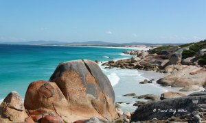 Bay of Fires - beach walk