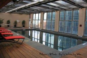 Intercontinental Melbourne   Hotel pool