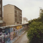 The Berlin Wall as I saw it, 1989.