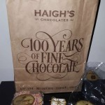 Did I mention how muh I love Haigh's chocolates?