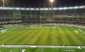 Oh the MCG hallowed grounds!
