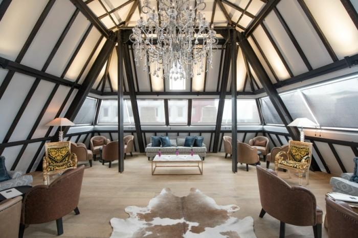 Hennessy lounge Mayfair Hotel © Mayfair Hotel photos