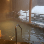 Naked communion – a divine onsen experience