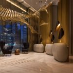 A blend of contemporary and luxe in Dubai